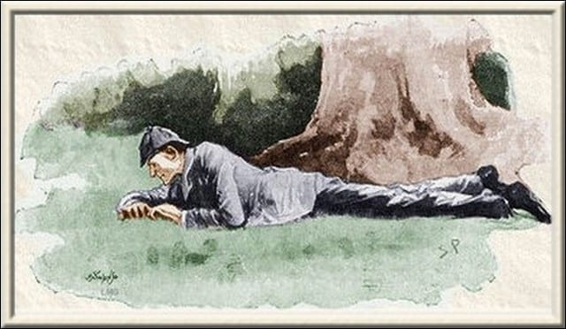 THE BOSCOMBE VALLEY MYSTERY ~ The Adventures of Sherlock Holmes